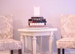 Polished Chairs and Display