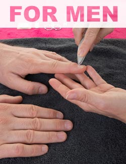 Nail Services For Men