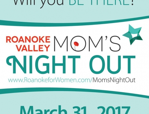 Upcoming Event – Mom's Night Out