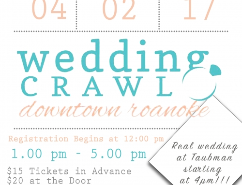 Upcoming Event – Wedding Crawl